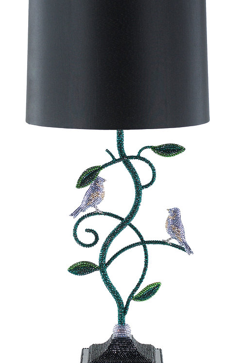 Avery Lamp, shade not included