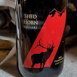 Shed Horn Carneros Napa Valley Chardonnay WC