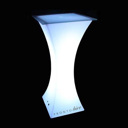 LED Illumination Bar Table