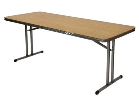 Melamine Trestle Table
