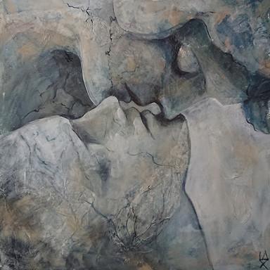 Le baiser de marbre
