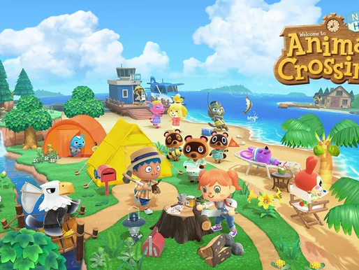 Animal Crossing: New Horizons offers Students an All-Around Good Time ™--By Sarah Yuen