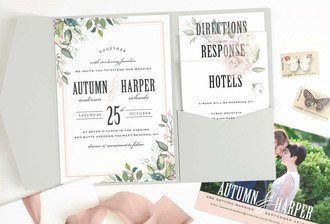 Pocket Invitations