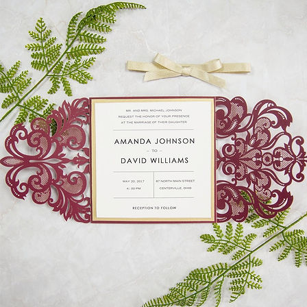 burgundy laser cut invitation.jpg
