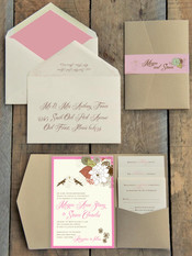 Pocket Folder Invitation