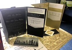 Pocketfolder Invitations