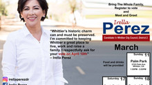 Join me at Palm Park this upcoming Sunday, March 11from 1pm-3pm at      Palm Park