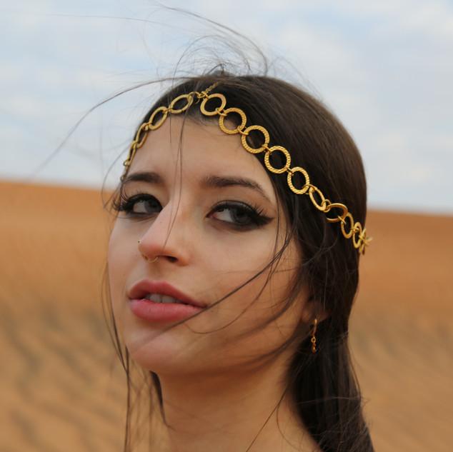 Model: Rieli Jean
