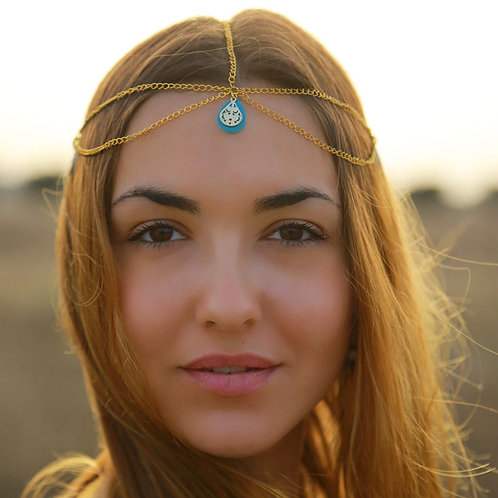 Turquoise & Goddess