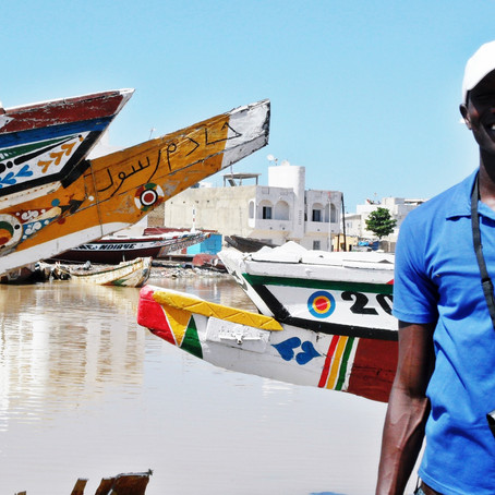 Fishing & Handicrafts: A Way of Life in Senegal