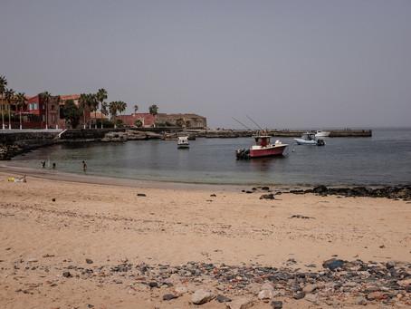 Gorée Island: Art for Art's Sake