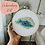 Thumbnail: Camelback Topography Embroidery Kit