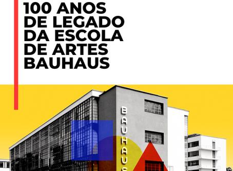 100 ANOS DE LEGADO BAUHAUS