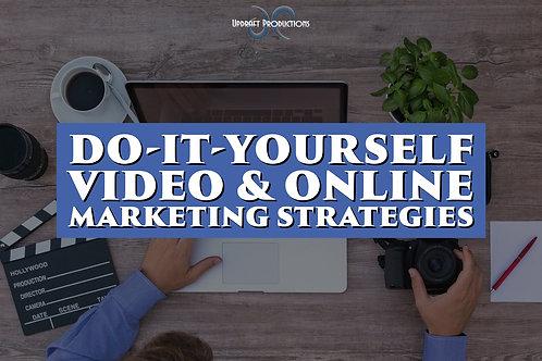 DIY Video & Marketing Webinar + Assets