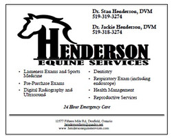 Henderson Equine Services