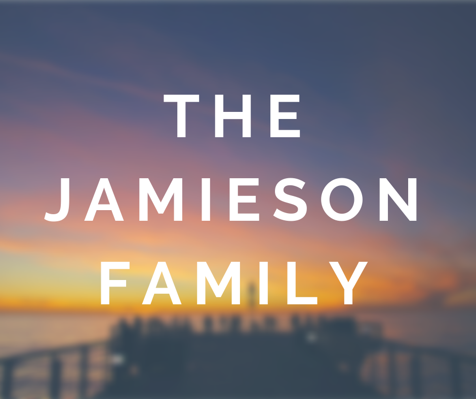 The Jamieson Family
