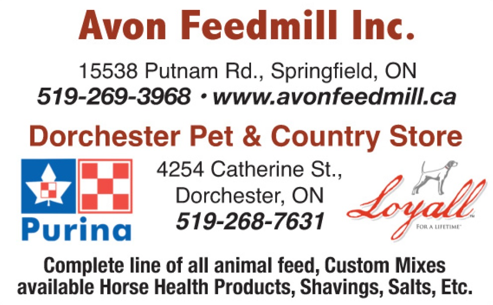 Avon Feedmill