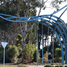 Invercargill's 'Whale Tail'