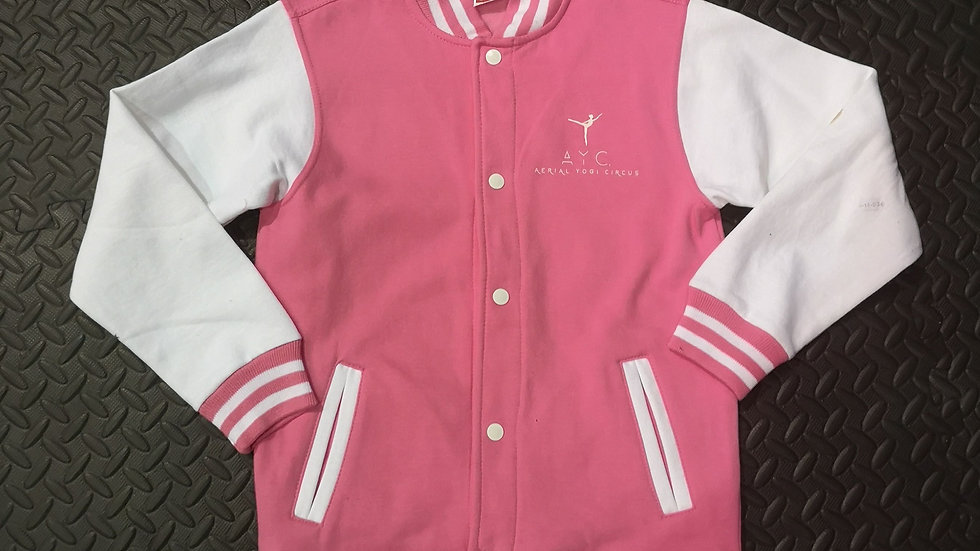 Kids Club Varsity Jackets