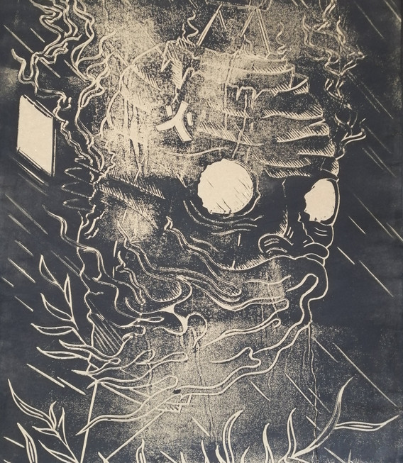 Ghostlantern (brown)