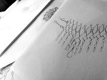 Sketch of Necklace