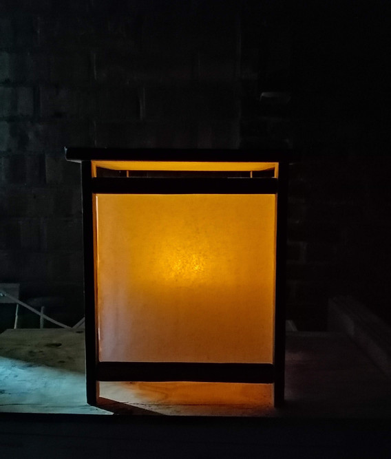 Lamp (on)