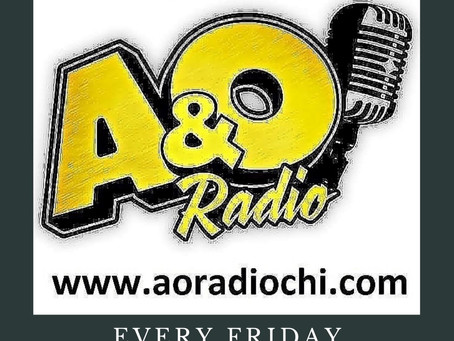My 5pm Mix on A&O Radio