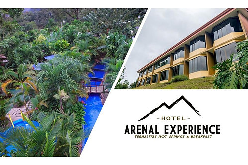 Hotel Arenal Experience, 15% de Descuento en Hospedaje