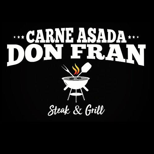 Don Frank Steak House: 10% de descuento en Menú