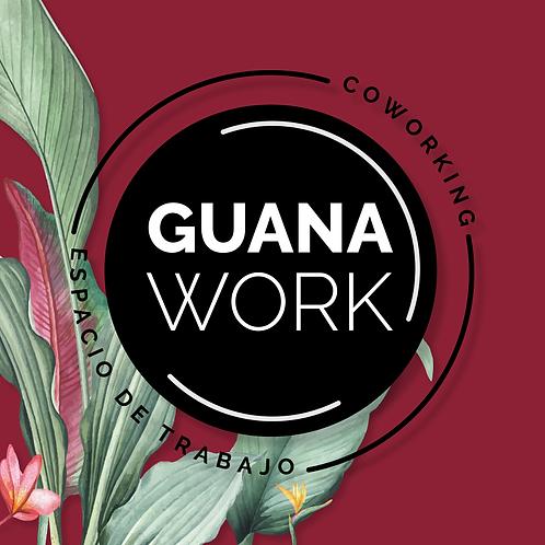 Guana Work - 10% de descuento en la reserva del espacio para Coworking