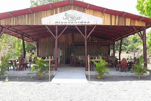 Restaurante Rancho Las Tecas - 1 Bebida de Cortesía
