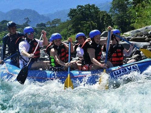 Wave Expeditions : 20% de descuento en Rafting ó Safari