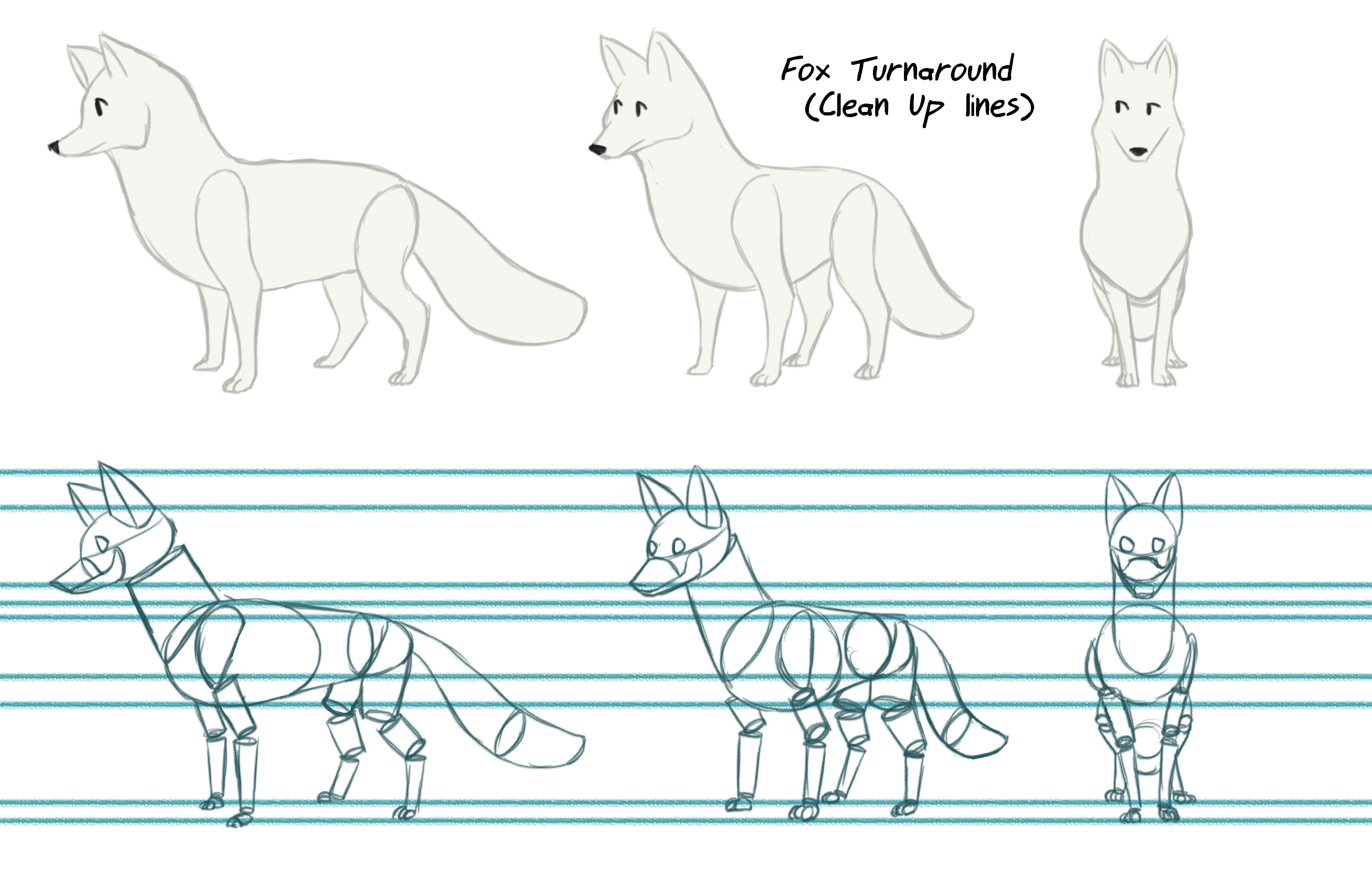 fox turnaround
