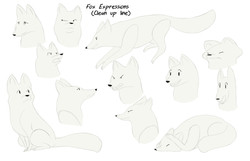 fox expressions