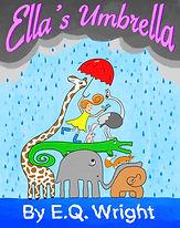 Ella's Umbrella by EQ Wright