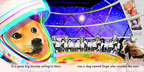 Goodnight Doge 3-4