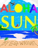 Aloha Sun by EQ Wright