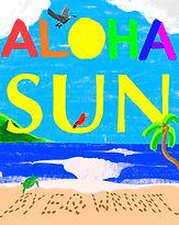 Aloha Sun by EQ Wright