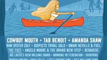 Bayou Boogaloo Music Festival 2019