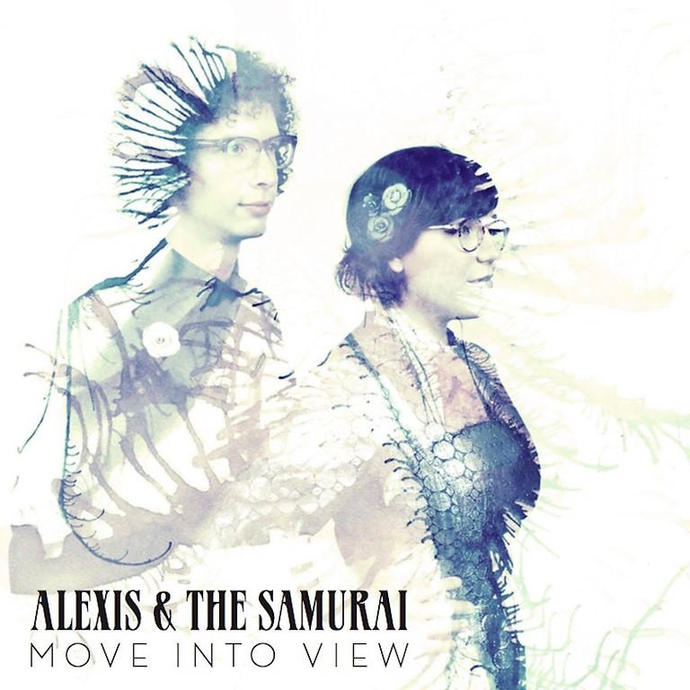 Master Artists Series at Upturn Arts ft. Alexis & the Samurai