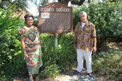 luther gray congo square society