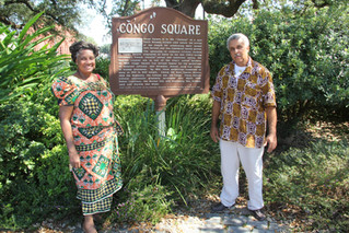 The New Generation Jam in Congo Square