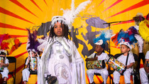 Young Guardians of the Flame + Congo Kids at JazzFest50