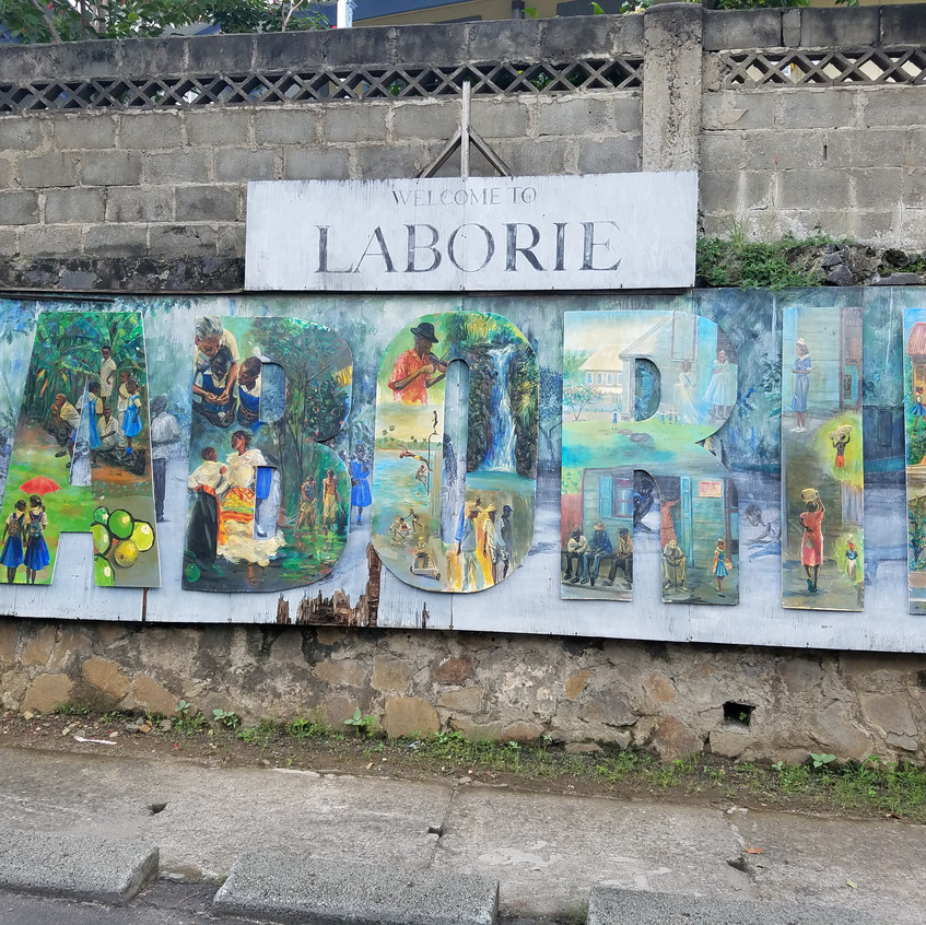 welcome to laborie