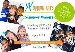 Upturn Arts Summer Camps