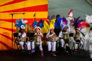 Congo Kids International Drum Camp