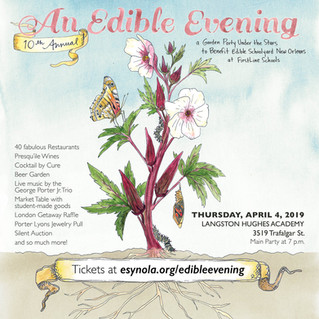 10th Annual An Edible Evening