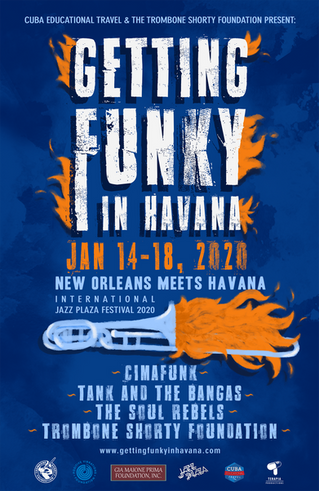 Getting Funky in Havana!
