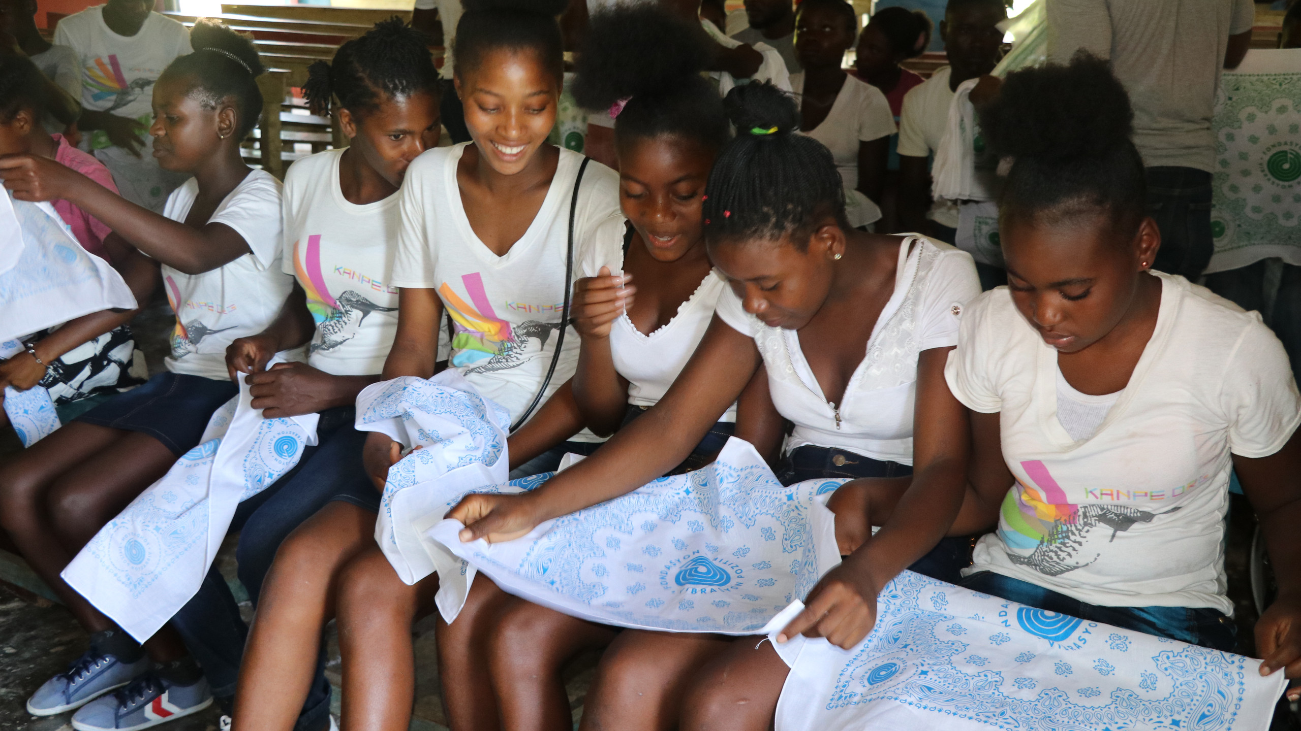 Haitian Youth Music Relief