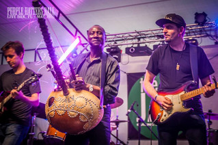 Pirate's Choice Are Spreading Positive Vibrations Through Week-Long NOLA Residency